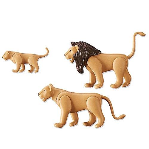 Action Figure Playmobil Lion