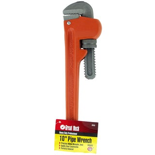 "Great Neck PW10 10"" Pipe Wrenches"