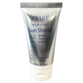 Obagi Medical 1-ounce Sun Shield Broad Spectrum SPF 50 Matte Sunscreen Lotion