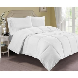 Pur Luxe 300 Thread Count White Down Comforter