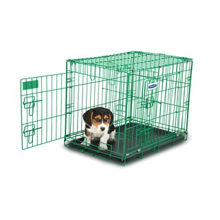 Petmate Puppy 2-door Kennel