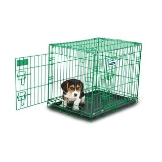 Petmate Puppy 2-door Kennel