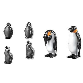 Playmobil Penguin Family Building Kit