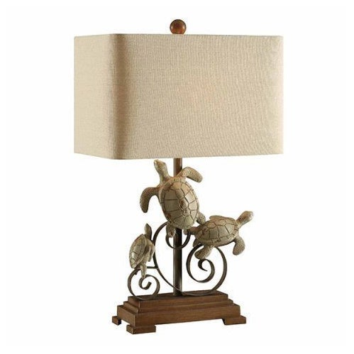 Grandview Toasted Silver 33-inch Table Lamp