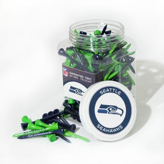 NFL Seattle Seahawks Multi-colored 175 Tee Jar