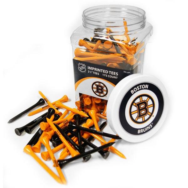NHL Boston Bruins Multi-colored 175 Tee Jar