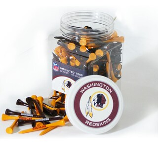 NFL Washington Redskins Multi-colored 175 Tee Jar