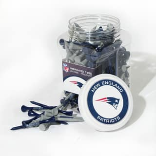 NFL New England Patriots Multi-colored 175 Tee Jar|https://ak1.ostkcdn.com/images/products/11593934/P18533341.jpg?impolicy=medium