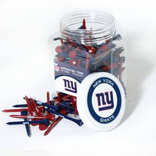 NFL New York Giants Multi-colored 175 Tee Jar|https://ak1.ostkcdn.com/images/products/11593936/P18533342.jpg?impolicy=medium