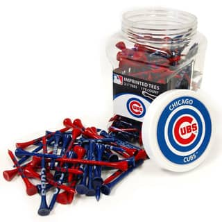 MLB Chicago Cubs Multi-colored 175 Tee Jar|https://ak1.ostkcdn.com/images/products/11593947/P18533361.jpg?impolicy=medium