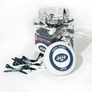 NFL New York Jets Multi-colored 175 Tee Jar