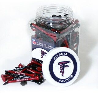 NFL Atlanta Falcons Multi-colored 175 Tee Jar