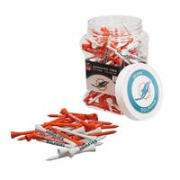 NFL Miami Dolphins Multi-colored 175 Tee Jar