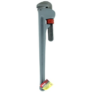 "Great Neck APW24 24"" Heavy Duty Aluminum Pipe Wrench"