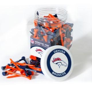 NFL Denver Broncos Multi-colored 175 Tee Jar