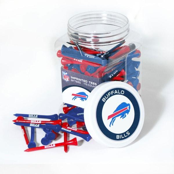 NFL Buffalo Bills Multi-colored 175 Tee Jar