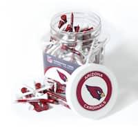 NFL Arizona Cardinals Multi-colored 175 Tee Jar