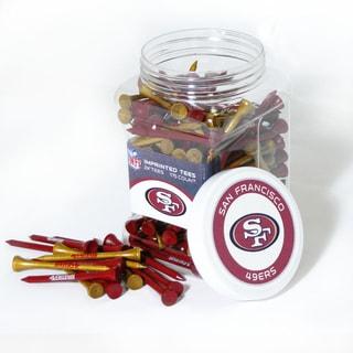 NFL San Francisco 49ers Multi-colored 175 Tee Jar