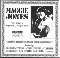 Maggie Jones - Maggie Jones: Vol. 1: 1923-1925
