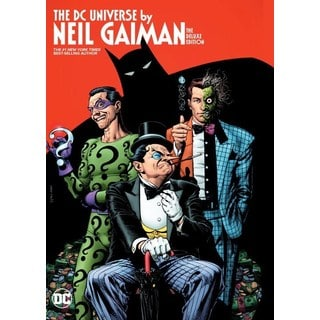 The DC Universe by Neil Gaiman (Hardcover)