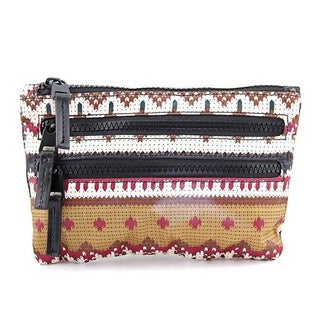 Shiraleah Women's 'Montana Zip Pouch Wallet' Nylon Handbags