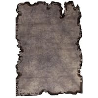 M.A.Trading Hand-tufted Indo Jalwa 1 Silver Rug (7'10 x 9'10)