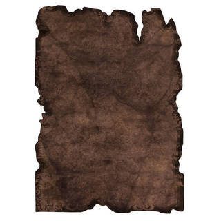M.A.Trading Hand-tufted Indo Jalwa 1 Dark Brown Rug (7'10 x 9'10)