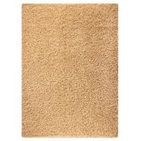 M.A.Trading Hand-tufted Indo Palo Vanilla Rug (5'2 x 7'6)