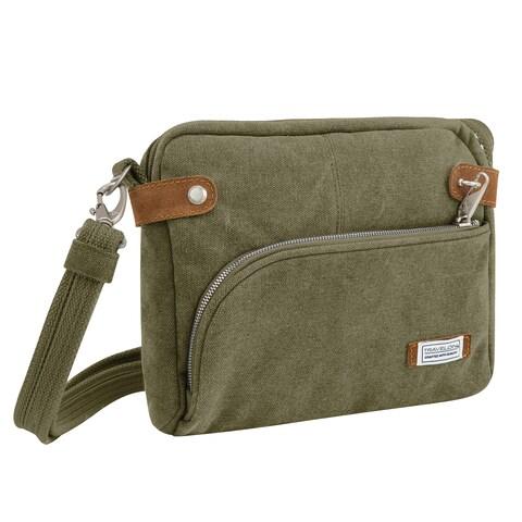 Travelon Heritage Anti-theft Crossbody Messenger Bag