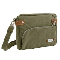 Travelon Heritage Anti-theft Crossbody Messenger Bag
