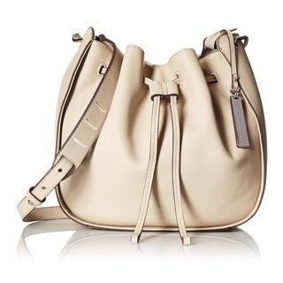 Vince Camuto Rayli Parchment Drawstring Shoulder Handbag