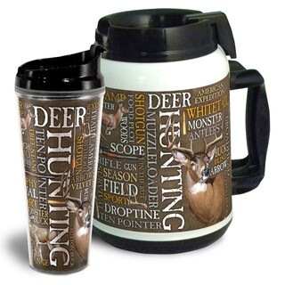 American Expedition Tumbler/Thermal Mug Set