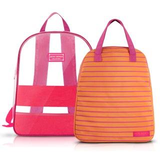 Jacki Design Felicita 2-piece Backpack Set