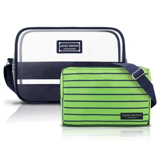 Jacki Design Felicita 2-piece Crossbody Messenger Bag Set