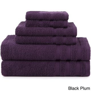 Martex Egyptian Cotton With Dryfast 6-piece Towel Set