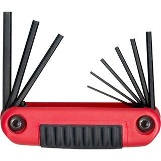 Eklind 25912 9 Piece Hex Key Set