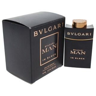 Bvlgari Man In Black 0.5-ounce Mini Eau de Parfum Spray