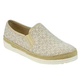 Women's Slip-on Espadrille Sneakers