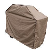 TrueShade Plus Medium Tan BBQ Grill Cover