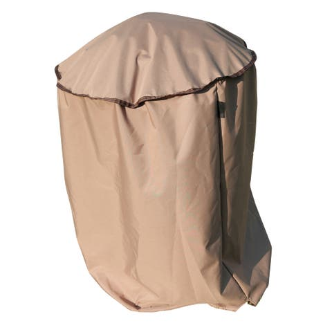 TrueShade Plus Large Kettle-style BBQ Grill Cover