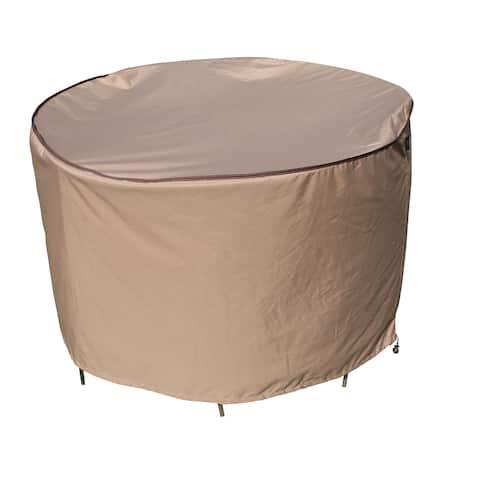 TrueShade Plus Medium Round Table and Chair Set Cover