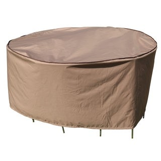 TrueShade Plus Large Round Table and Chair Set Cover