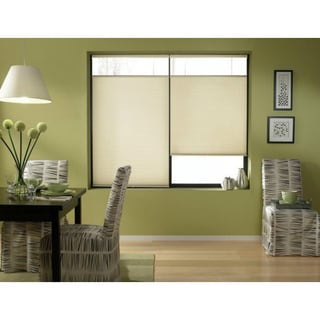 Daylight 69 to 69.5-inches Wide Cordless Top Down Bottom Up Cellular Shades