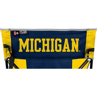 NCAA Tailgate Chair Michigan