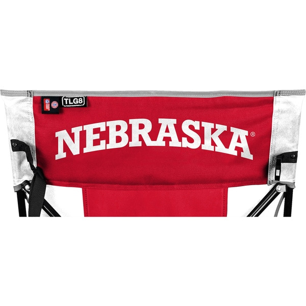 NCAA Tailgate Chair Nebraska