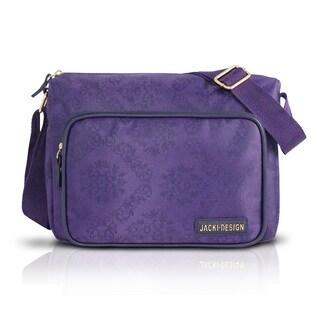 Jacki Design New Essential Messenger Bag (4 options available)