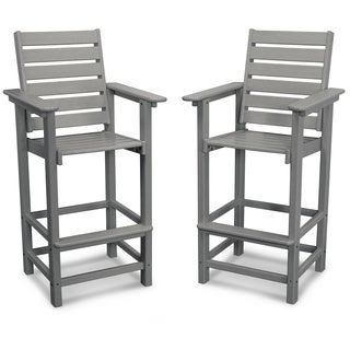 Captain Bar Chair (Set of 2)