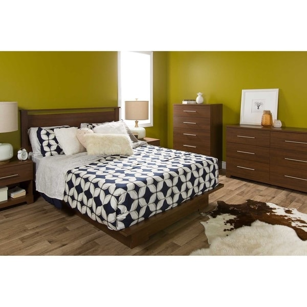 South Shore Primo 1-Drawer Nightstand