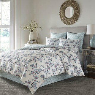 Stone Cottage Fiona Cotton Sateen Duvet Cover Set
