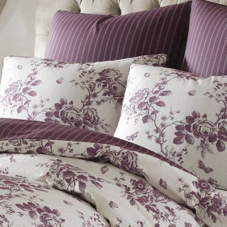 Stone Cottage Cordelia Cotton Sateen Duvet Cover Set